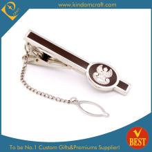 Hochwertiger Cutom Metallbindungsclip für Geschenke
