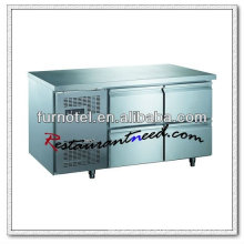 R244 4 Drawers Fancooling Commercial Refrigerator