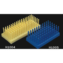 Gradilla desechable para tubos de ensayo (diámetro 5 * 16 mm, diámetro 5 * 10 mm)