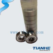 oem service chrome steel Miniature Ball Bearing 688 ZZ jiangsu frees samples