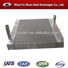 Radiador de la aleta de aluminio de la aleta de la placa