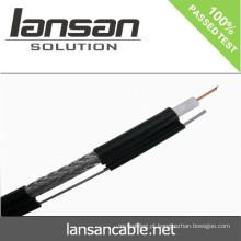 Cabo coaxial rg6 22Years 'de alta qualidade preço mais barato RG59 RG6 RG11 Messenger COAXIAL CABLE