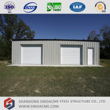 Prefabricated Light Steel Structure Car Garage