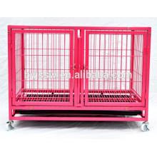 Caisses de chien résistantes en gros extérieures confortables
