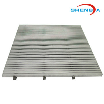 Wedge Wire Screen Sieve Plate Waterfilter