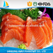 Bon prix nouvelle offre chum salmon fillet qualité et quantité assurée