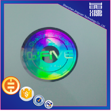 Holographic Waterproof 3D Security Label