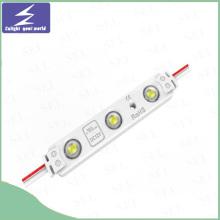 3LEDs DC12V impermeabilizan la luz del módulo de la inyección LED