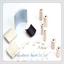 N35uh Neodymium Permanet Magnet for Model Aircraft Motor