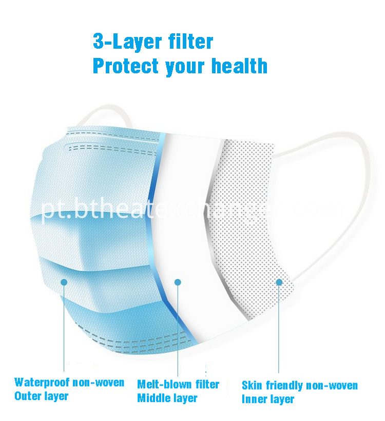 3PLY FILTER MASK