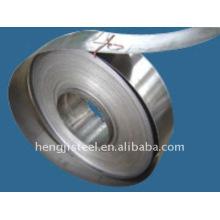 Venta de acero galvanizado tira --- calidad de primera clase