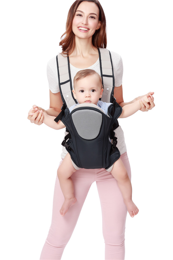 Easy Wearing Toddler Baby Carrier Backpacks