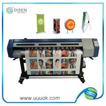 Small eco solvent printer 1.6m