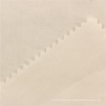 40x40 / 160x112 152gsm 147cm weißer Baumwollköper 2 / 1S für Arbeiterkleidung