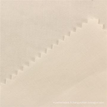 40x40 / 160x112 152gsm Serrure en coton blanc de 147 cm 2 / 1S pour vêtements ouvriers