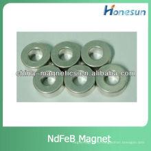 N55 кольцо редкоземельных неодимовый магнит для продажи