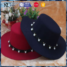 Latest product top quality winter beanie women hats for sale