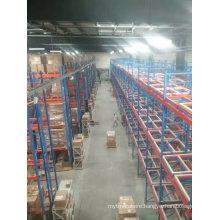 Heavy Duty Pallet Racking in Warehouse