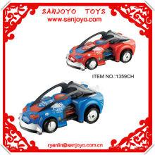rc cars hong kong W / Light rc coche de alta velocidad de control remoto truco twister coche