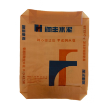 plastic woven bag for cement