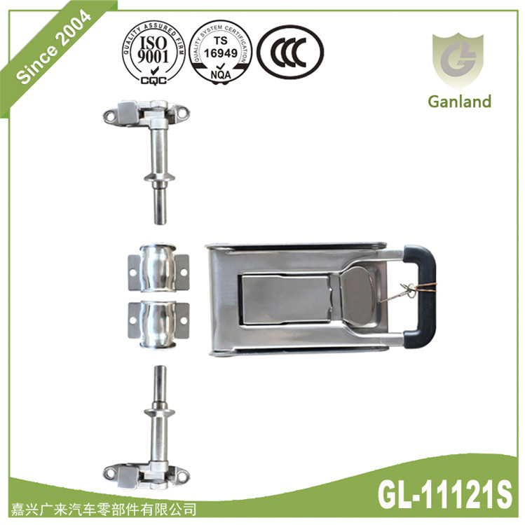 Door Lock For Refrigerator Van
