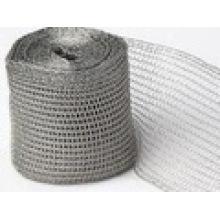 Filtre gaz-liquide à mailles tricotées en nickel pur
