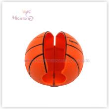 5,8 * 5,2 * 3 см Настенный держатель для зубных щеток в форме шара в форме шара с присоской
