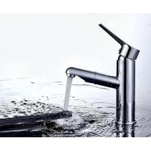 (A0014) Современный античный латунный смеситель для ванной комнаты
