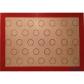 BSCI factory Customized Non-sticky silicone baking mat