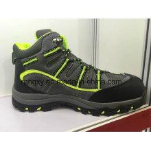 Nouveau caoutchouc cimenté des chaussures de sécurité (HQ0161017)