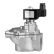 Pulse Solenoid Valve -- Right Angle Type