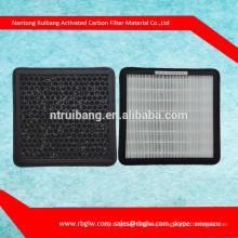 manufacturing air purify medium active carbon air filter