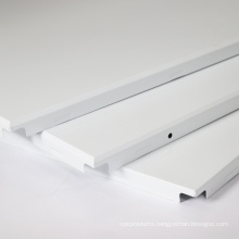 design acoustic pop roof ceiling tile decoration aluminum