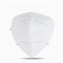 Household disposable nonwoven KN95 folding face mask