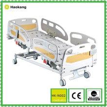 HK-N002 Lit d'hôpital électrique de luxe (lit médical, lit d'hôpital)
