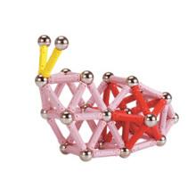 Pädagogische Kid′s magnetische Contruction Spielzeug (UNI-Spielzeug-396)