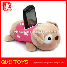Cute design top quality dog mobile phone holder