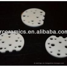 Disipador térmico de cerámica de alúmina (iluminación LED utilizada)