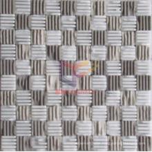 Serration Marble Mosaic Tile (CFS918)