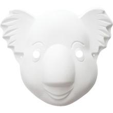máscara barata de la fiesta de cumpleaños de los niños del estilo de la cola del animal