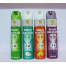 O melhor preço 450ml e o melhor água - pulverizador baseado em água do insecticida de aerossol