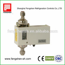 Differential pressure controls / pressure switches