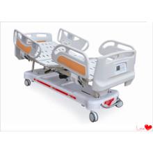 Fabricant professionnel de l'équipement électrique à cinq fonctions pour hôpitaux réglables