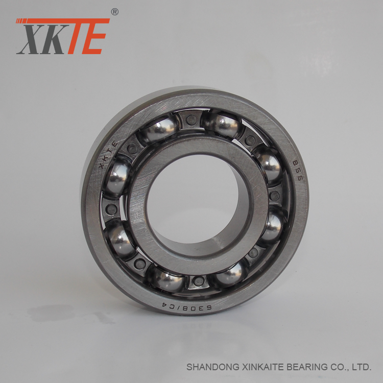 6308 C4 Open Type Deep Groove Ball Bearing