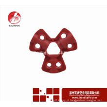 Wenzhou BAODI Bloqueio pneumático de desconexão rápida BDS-Q8601 Cor vermelha