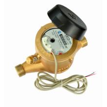 Medidor de agua de rueda de paletas Multi Jet hierro (MJ-LFC-F5)