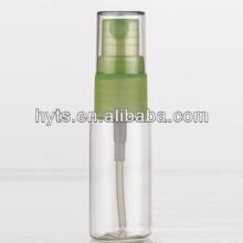 botella plástica del espray del cuerpo del animal doméstico