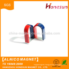 Hot products Horse shoe Permanent alnico educational magnet