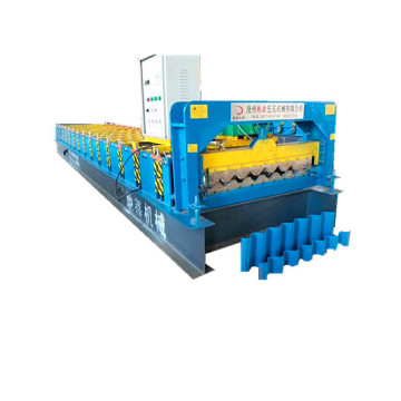 Hot Sale Corrugated Model Steel Sheet Forming Machine