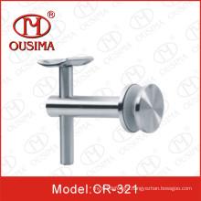 Glass Balustrade Stainless Steel Handrail Bracket